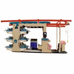 Flexographic Woven Sack Printing Machine - 8 Color