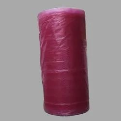 Pink Air Bubble Roll
