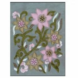 Applique Embroidery Work