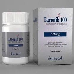 Laronib Larotrectinib 100 mg