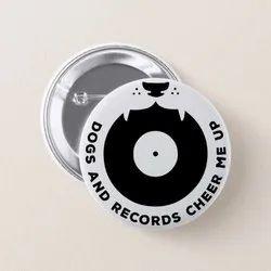 Customized Round Badges