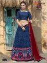 Shubhkala Bridesmaid Vol 11 Art Silk Designer Lehenga Choli Catalog