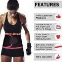 Body Shaper Manual Slimming Fitness Sauna Trim Ladies Waist Belt
