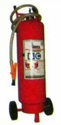 Dry Chemical Powder Type Fire Extinguishers