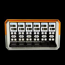 12 Zone Hot Runner Temperature Controller For Injection Molding Machine