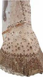 Georgette Wedding Wear Ladies Sequence Work Heavy Lehenga Choli