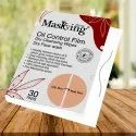 Masking- Oil Control Film - Dry Cleansing Wipes