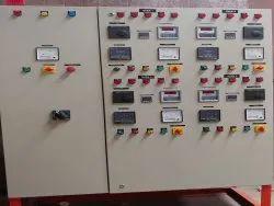 Temperature Indication Control Panel