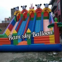 Kids Bouncy Castle Slide