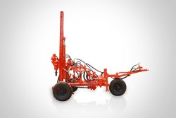 Hydraulic Wagon Drill Machine