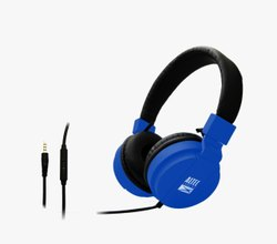 Blue Over The Head Altech Wired Headphone, Model Name/number: Hp 02