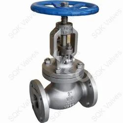 A351 CF8M Cast Stainless Steel Globe Valve