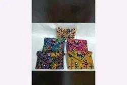Sling Bag Elephant Embroidery