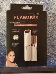 FLAWLESS FACIAL HAIR TRIMMER