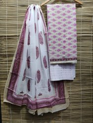 Rp Creation 2.5Mtr Cotton Suit Material