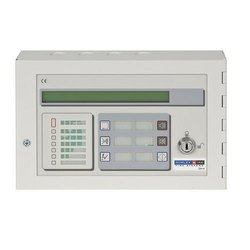 Fire Alarm Repeater Panel
