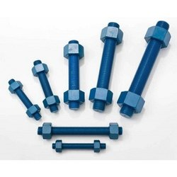 Stainless Steel Hex Plain Bolts