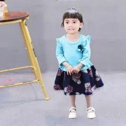 kids girl party wear frock