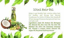 Kalshyan Herbal Hair Oil 10in1