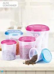 Plastic Food Storage Container