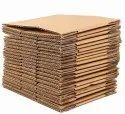 Double Wall 5 Ply Corrugated Brown Square Carton Box, 18 X 18 X 18 Inch