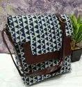 Elegant Ikkat Sling Bags