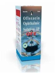 Ofloxacin 0.3% Eye Drops