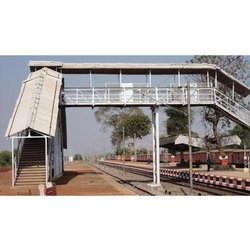 Foot Overbridge Construction