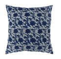 Hand Dyed Cushion Cover Mud Cloth Pillow Cover Block Printed Sofa Pillow Case