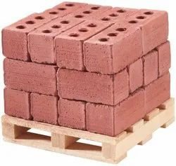Clay Rectangular 8 Inch Red Brick