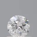 0.50ct Round Brilliant D VS2 IGI Certified Natural Diamond
