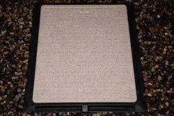 Rectangular FRP Manhole Covers