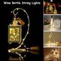 Wine Bottle Led String Light