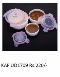 Lock in Lock Containers Set of 3
