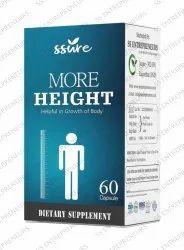 Height Increase Capsule