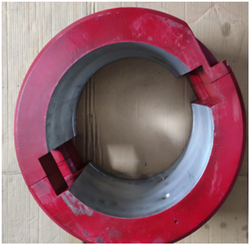 Journal and Thrust Bearing