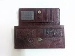 Fancy Ladies Leather Wallets