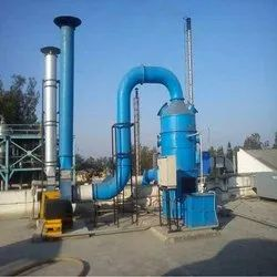 Fume Scrubber System