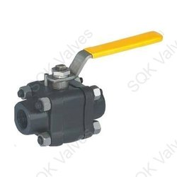 A182 F11 Alloy Steel Ball Valve