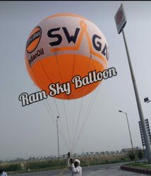 Indian Oil Sky Balloon