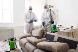 COVID Virus Disinfection Service