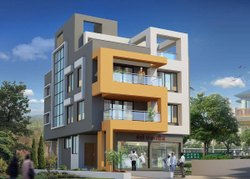 55 Residential Building Construction Services, in Lucknow