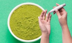 Stevia Green Powder