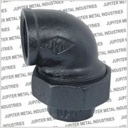 Malleable Cast Iron Elbow Union
