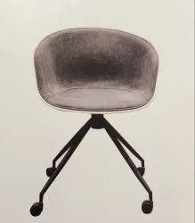 Moulded Cafeteria Chair - Bonny Rve. (Cush)