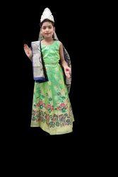 Girl Radha Dress For Kids