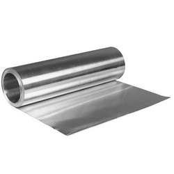 Eco Pack Silver Food Grade Aluminum Foil Roll, Thickness: 18 Micron