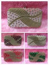 Designer Box Clutch Bags