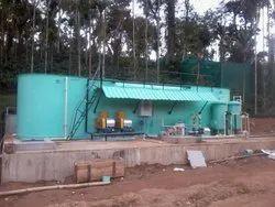 Activated Sludge Sewage Treatment Plant