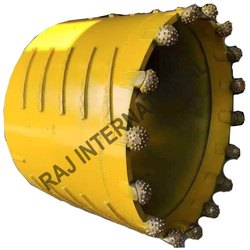 Core Barrels with Roller Bits